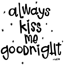 kiss_goodnightbw